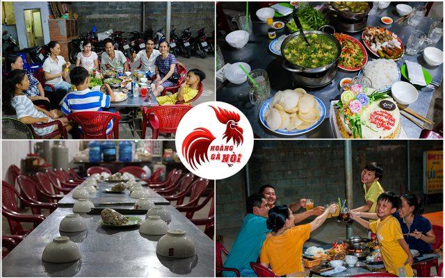 chợ 200 thiên đường quán ăn dành cho bà bầu