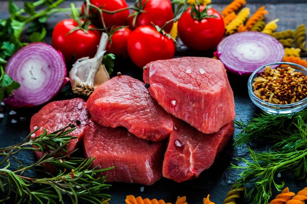 Nguyên liệu thịt bò