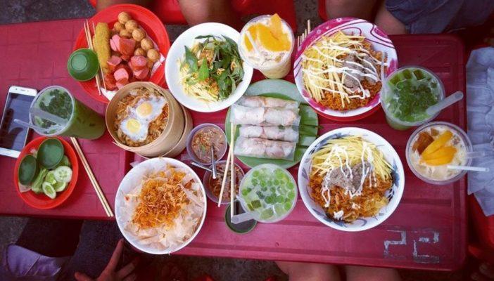 quán ăn gần đây nổi tiếng nhất Hóc Môn