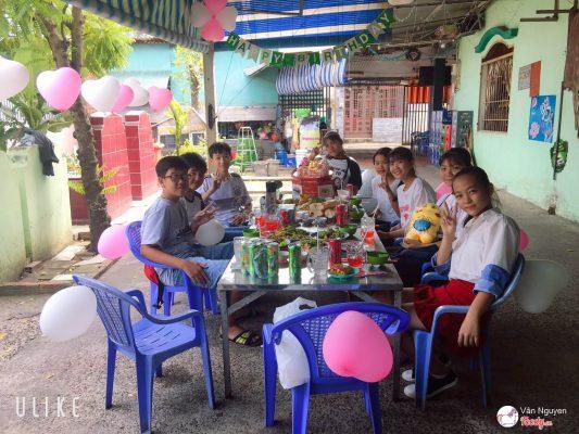 quán 6 phát quán ăn tổ chức sinh nhật ở Hóc Môn