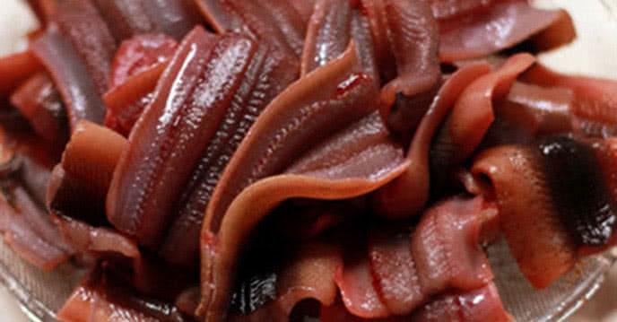 sơ chế thịt lươn